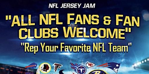 NFL JERSEY JAM