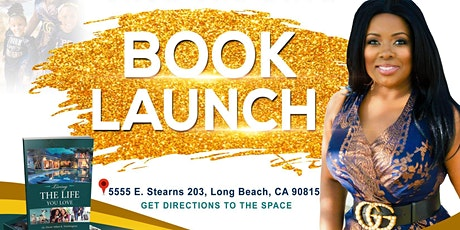 """""""Living The Life You Love"""" Book Launch tickets"""