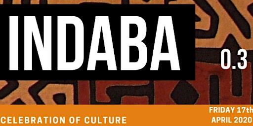 INDABA - SPRING CELEBRATION OF CULTURE