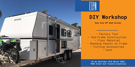 Off-Road Camper DIY Workshop tickets