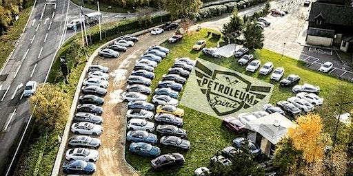 Petroleum Spirit  Car Club @TheSharnbrook
