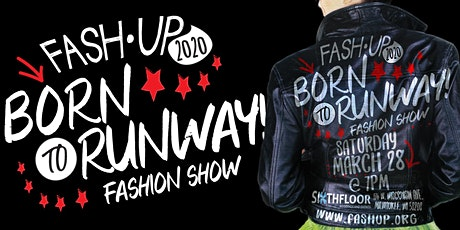 2020 Fash Up Fashion Show Fundraiser tickets