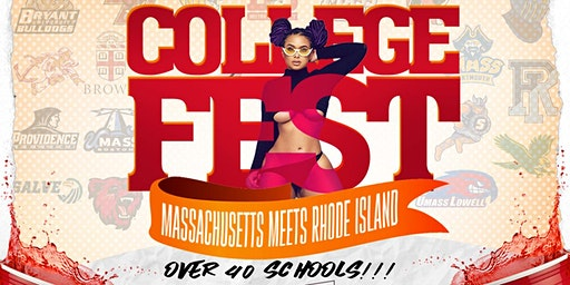 College Fest Massachusetts Meets Rhode Island