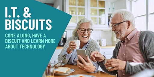 IT&Biscuits - Exploring the Seniors card website