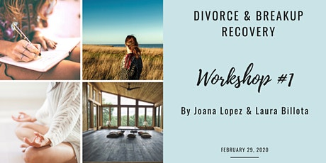Divorce & Breakup Recovery: The wokshop part 1 tickets