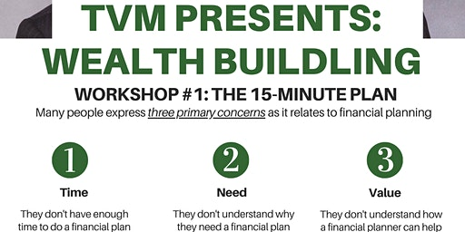 TVM Presents: Wealth Building Series