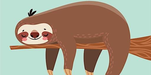 Sloth Storytime