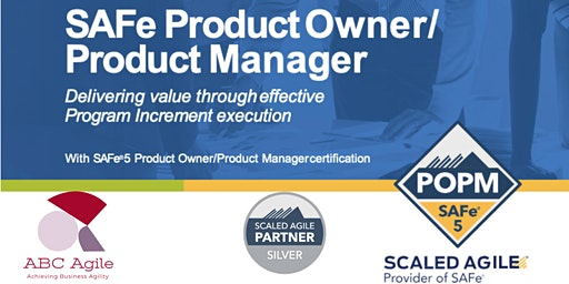 SAFe® Product Owner/Product Manager 5.0 Belgrade ( in Local Launguage)