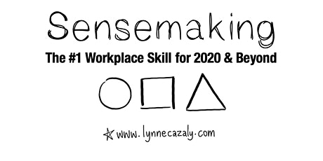 CANBERRA - Sensemaking with Lynne Cazaly tickets