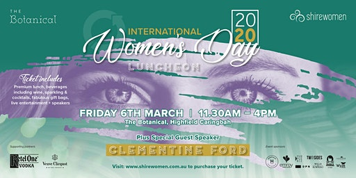 ShireWomen International Women's Day 2020