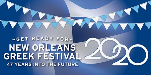 2020 New Orleans Greek Festival