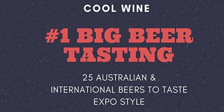 Big Beer Tasting Expo #1 tickets