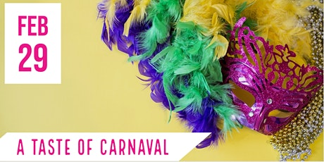 Glandore | A Taste of Carnaval tickets
