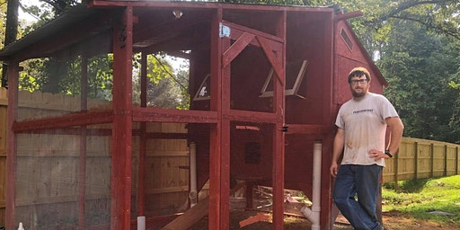 DIY Backyard Chicken Coops with Mitch