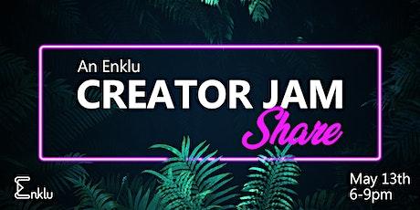 Enklu's Creator Jam - Share AR Experiences Together tickets