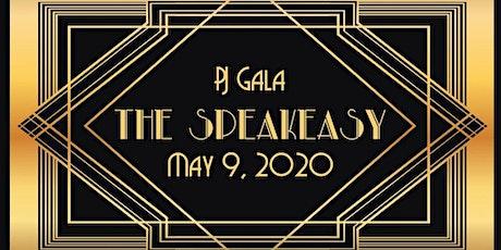 PJ GALA 2020: The Speakeasy tickets