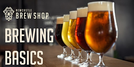 Introduction to Home Brewing - getting started with can kits. tickets