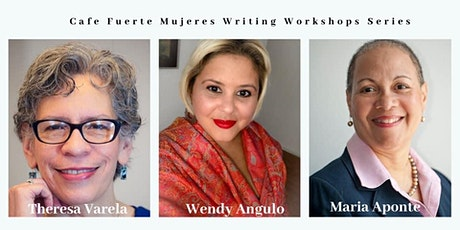Cafe Fuerte Mujers Fuerte Writing Workshops tickets