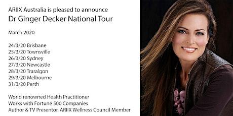 Australia Dr Ginger National Tour Brisbane tickets