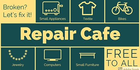 Repair Cafe Vancouver tickets