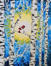 Birch Tree Forest PAINT N' SIP! tickets