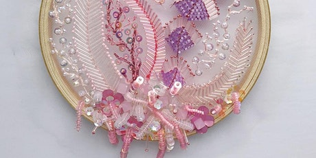 Workshop Package - Intro to Couture Embellishment and Intro to Tambour tickets