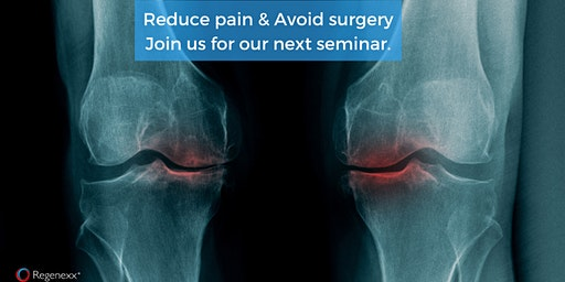Reduce Pain & Avoid Surgery - Learn How | Free Seminar March 26