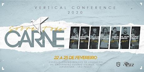 Vertical Conference 2020 ingressos