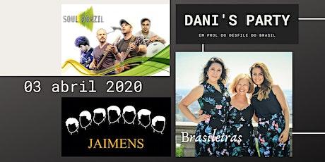 Dani's party billets