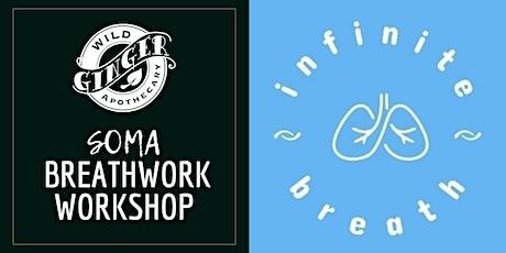 SOMA Breathwork Workshop tickets