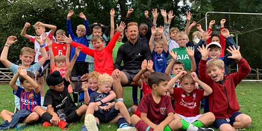 February Half Term  Holiday Camps - Football Icon Academy