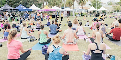 "It's Just One Moment at ""It's Just Yoga"" Health & Fitness Festival tickets"