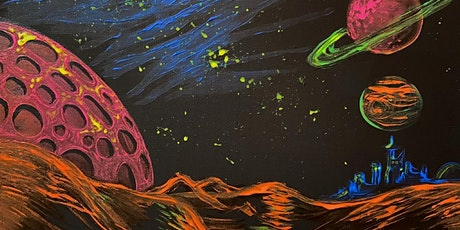 Out of This World FAMILY PAINT N' SIP! tickets