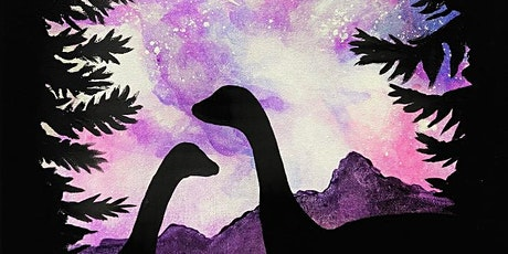 Jurassic FAMILY PAINT N' SIP! tickets