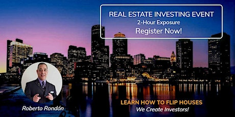 Learn How To Invest in Real Estate - Atlanta, GA tickets