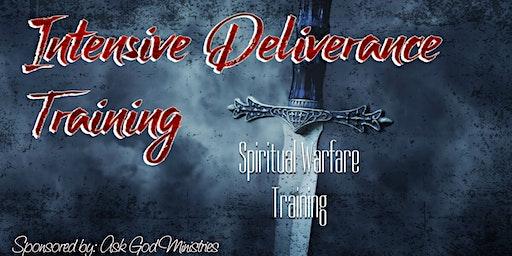 Intensive Deliverance Training