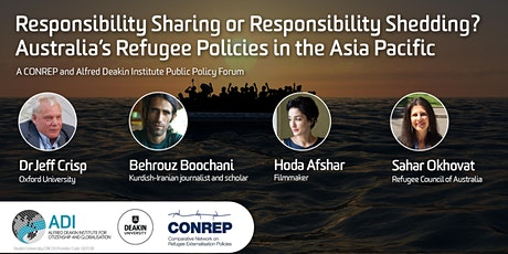 Policy Forum: Australia's Refugee Policies in the Asia Pacific tickets
