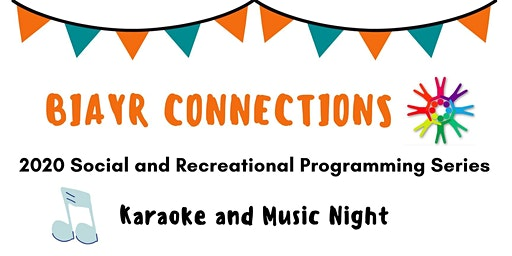 BIAYR Social Connections - Karaoke and Music Night