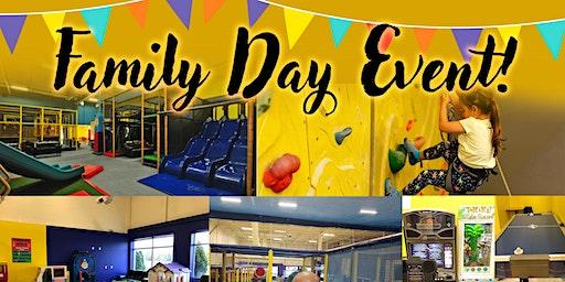 Family Day Kids Free Fun