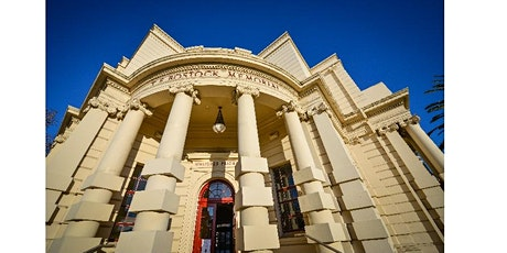 20th century architecture and landscapes: the vision for Geelong tickets