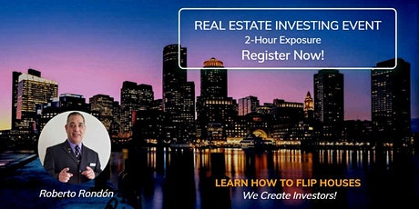 Learn How To Invest in Real Estate - Peachtree Corners, GA tickets