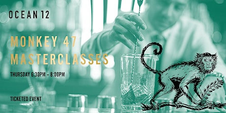 Monkey 47 Cocktail Masterclasses tickets