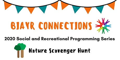 BIAYR Social Connections - Nature Scavenger Hunt tickets
