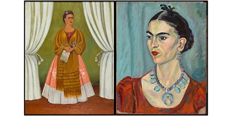 Frida Kahlo Two Museum Art Tour: NMWA & NPG tickets