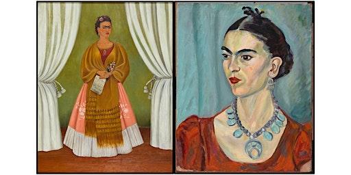 Frida Kahlo Two Museum Art Tour: NMWA & NPG
