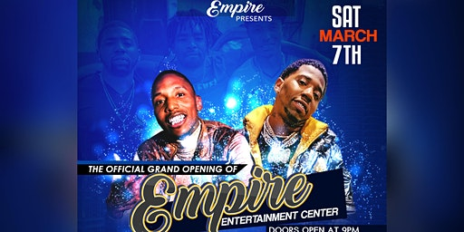 EMPIRE MULTIMEDIA GROUP PRESENTS: YFN LUCCI LIVE IN CONCERT
