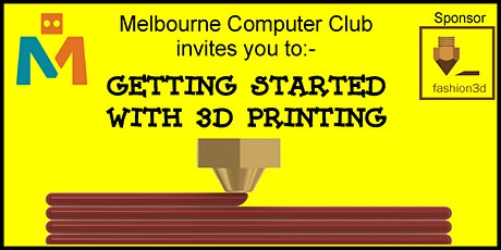 Getting started with 3D printing tickets
