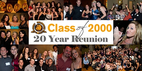 Barry Goldwater High School Class of 2000 - 20 Year Reunion tickets
