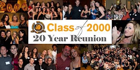 Barry Goldwater High School Class of 2000 - 20 Year Reunion tickets