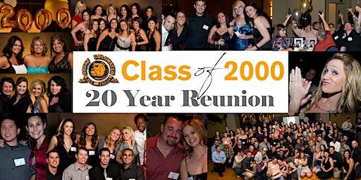 Barry Goldwater High School Class of 2000 - 20 Year Reunion